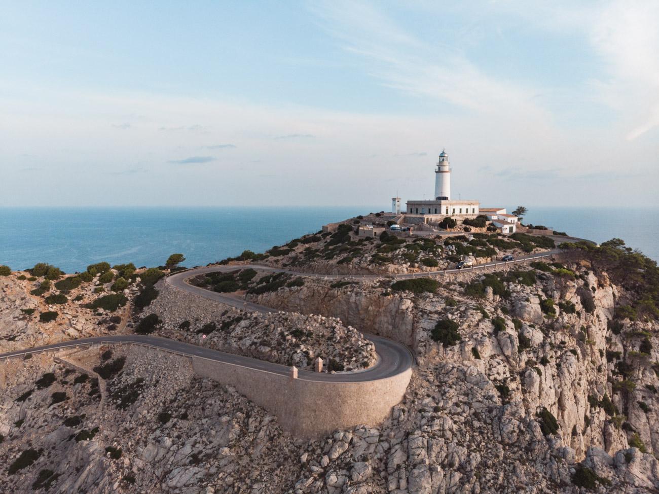 Far de Formentor Majorka