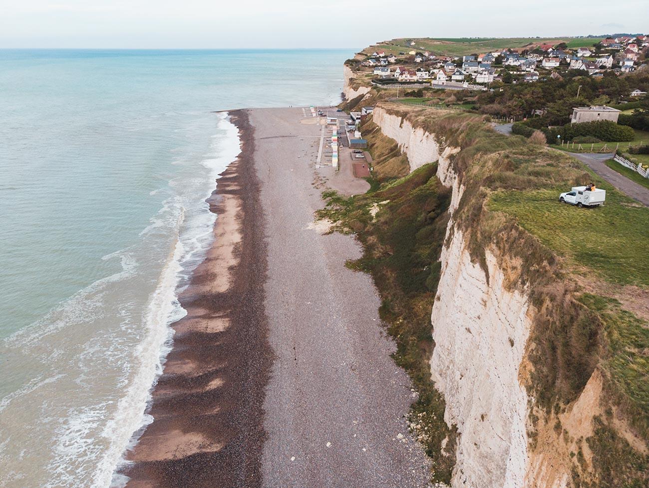 Francja Normandia Criel-sur-Mer