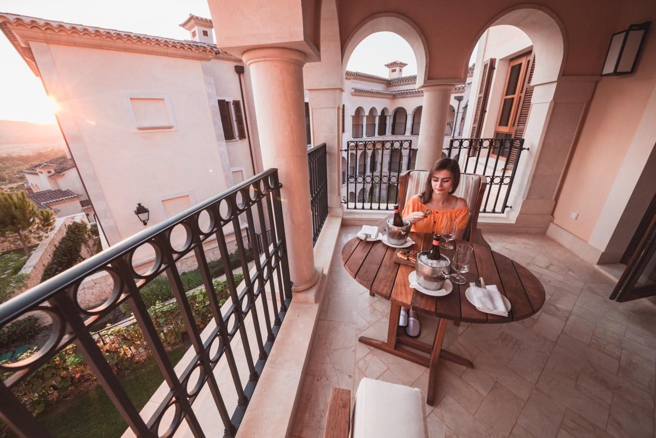 Majorka hotel Park Hyatt Mallorca