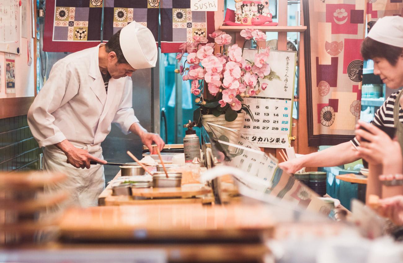 co zjeść w Japonii