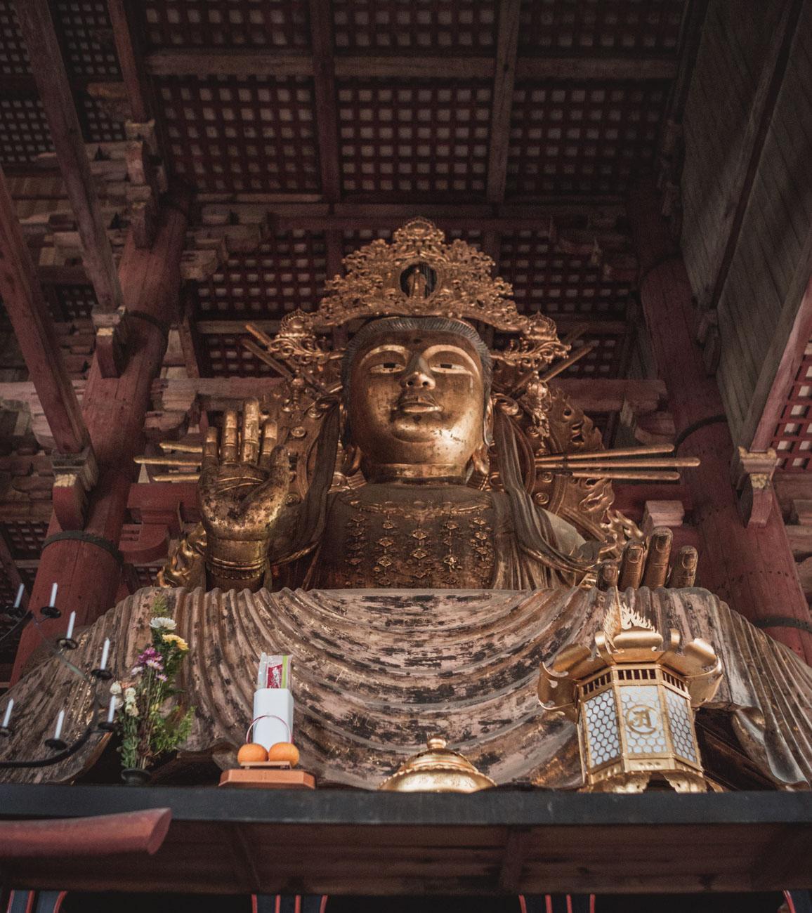 Japonia Nara atrakcje