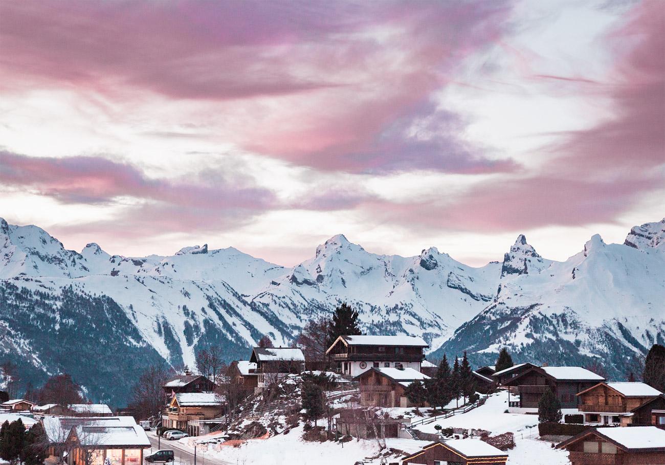 Nendaz Szwajcaria