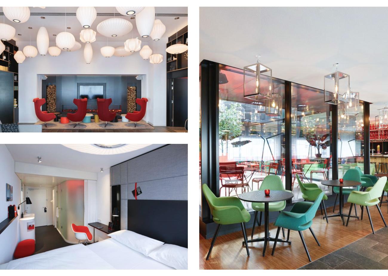 hotel paryż citizenM paris gare de lyon