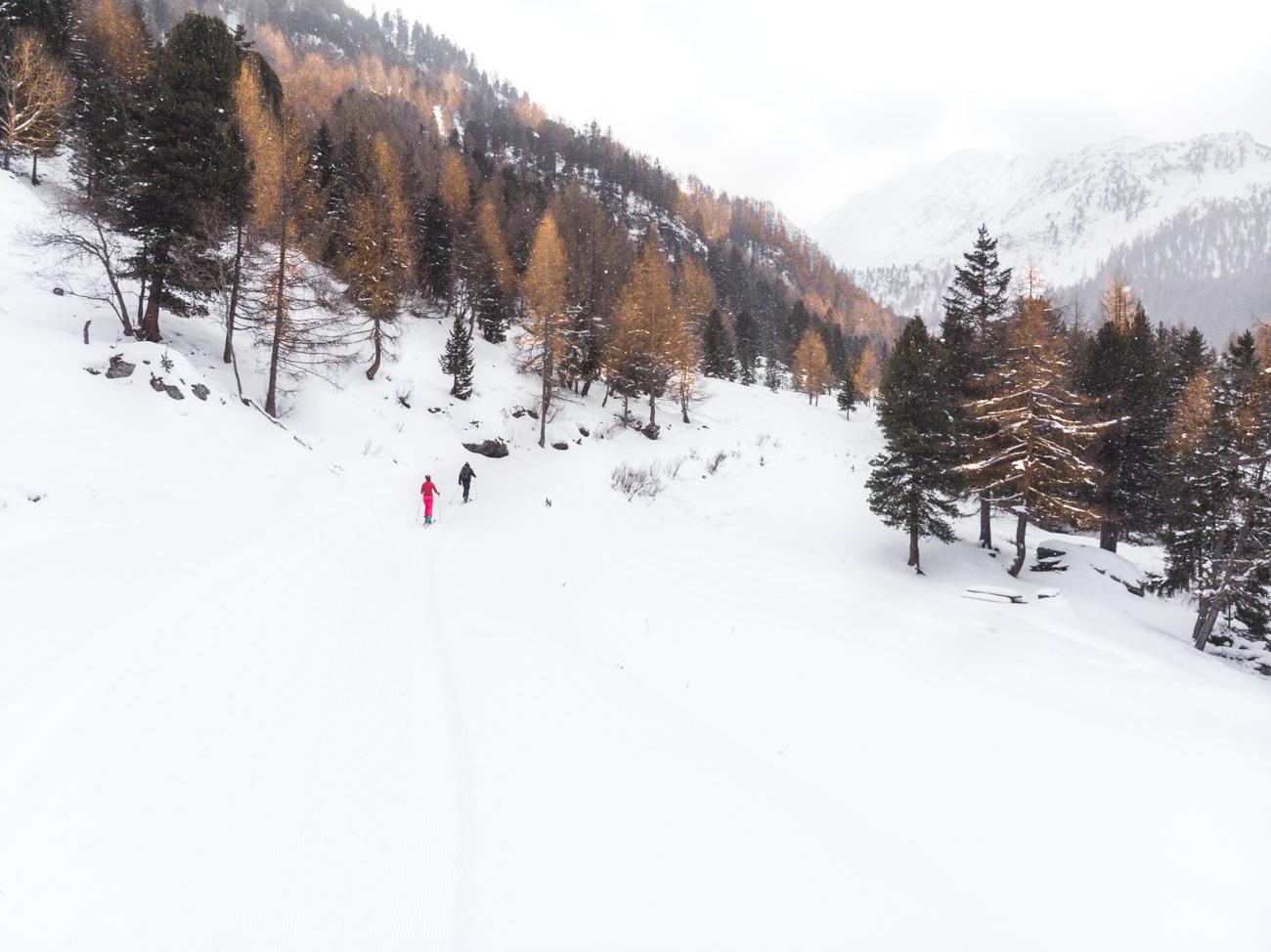 ski touring nendaz