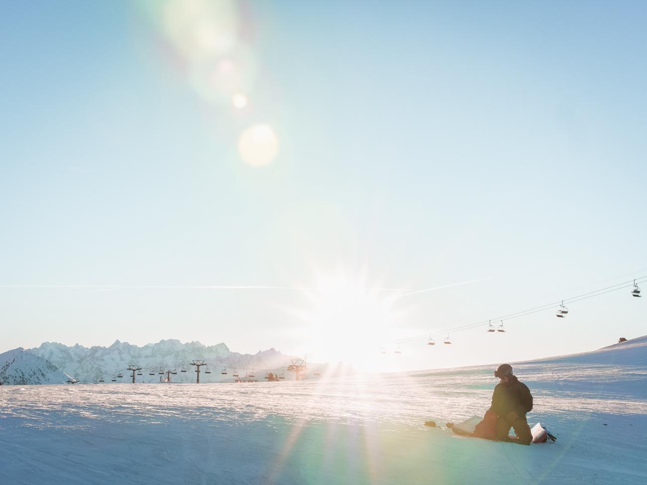 snowboard nendaz szwajcaria