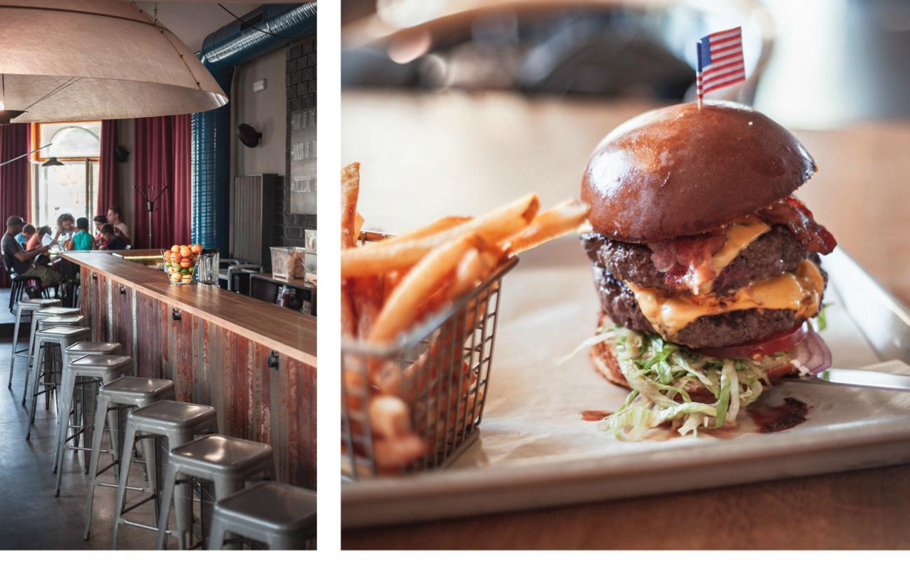 burgery liberec