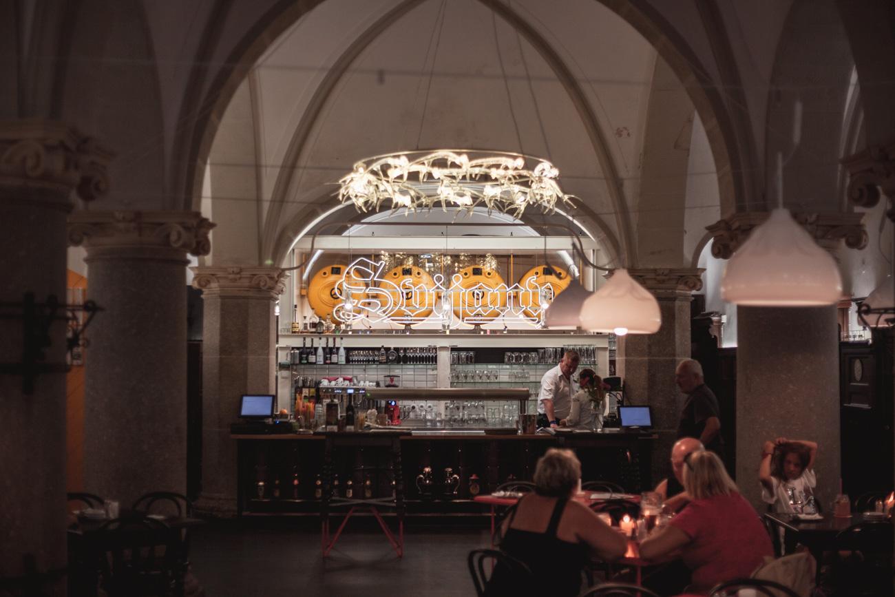 liberec restauracja z tradycyjnym jedzeniem