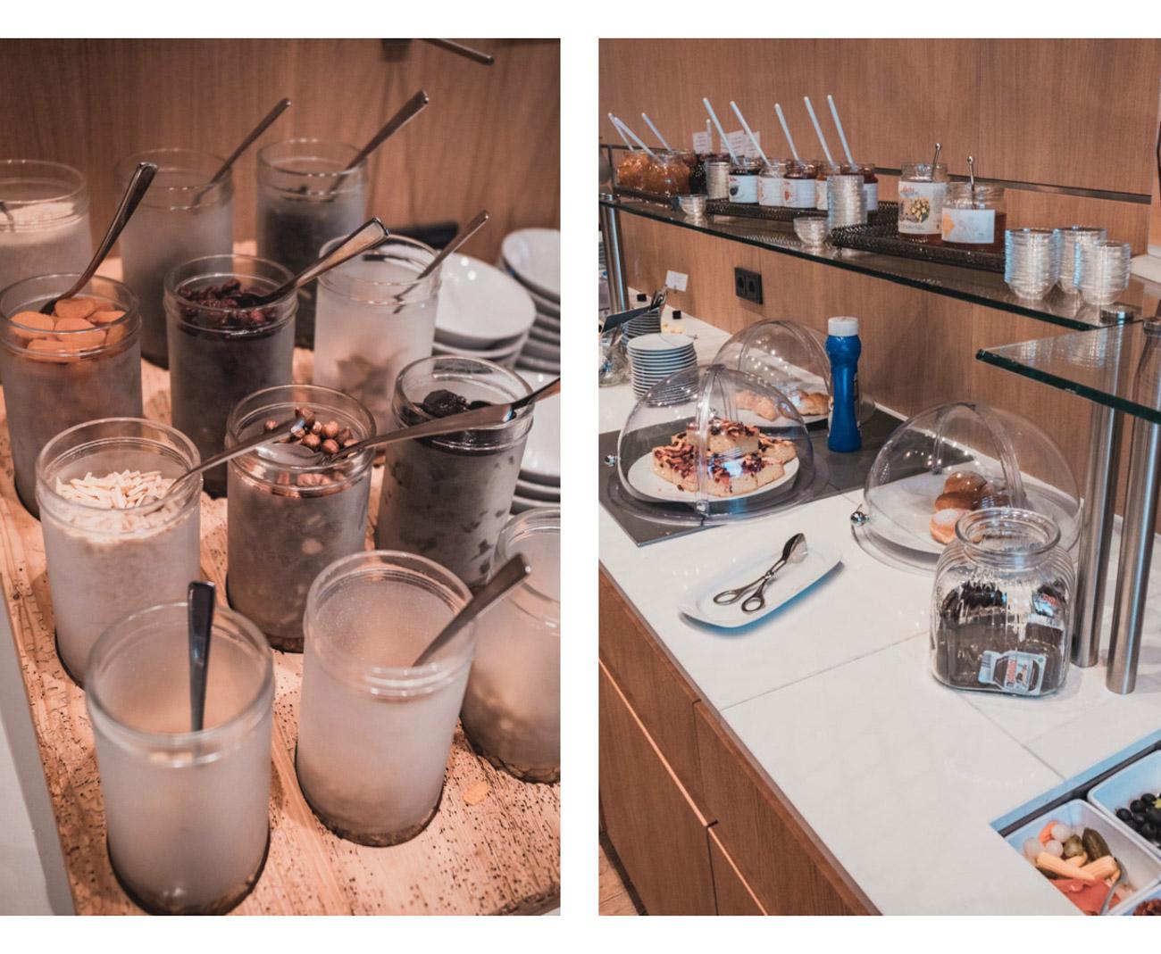 śniadanie hotel adlers innsbruck