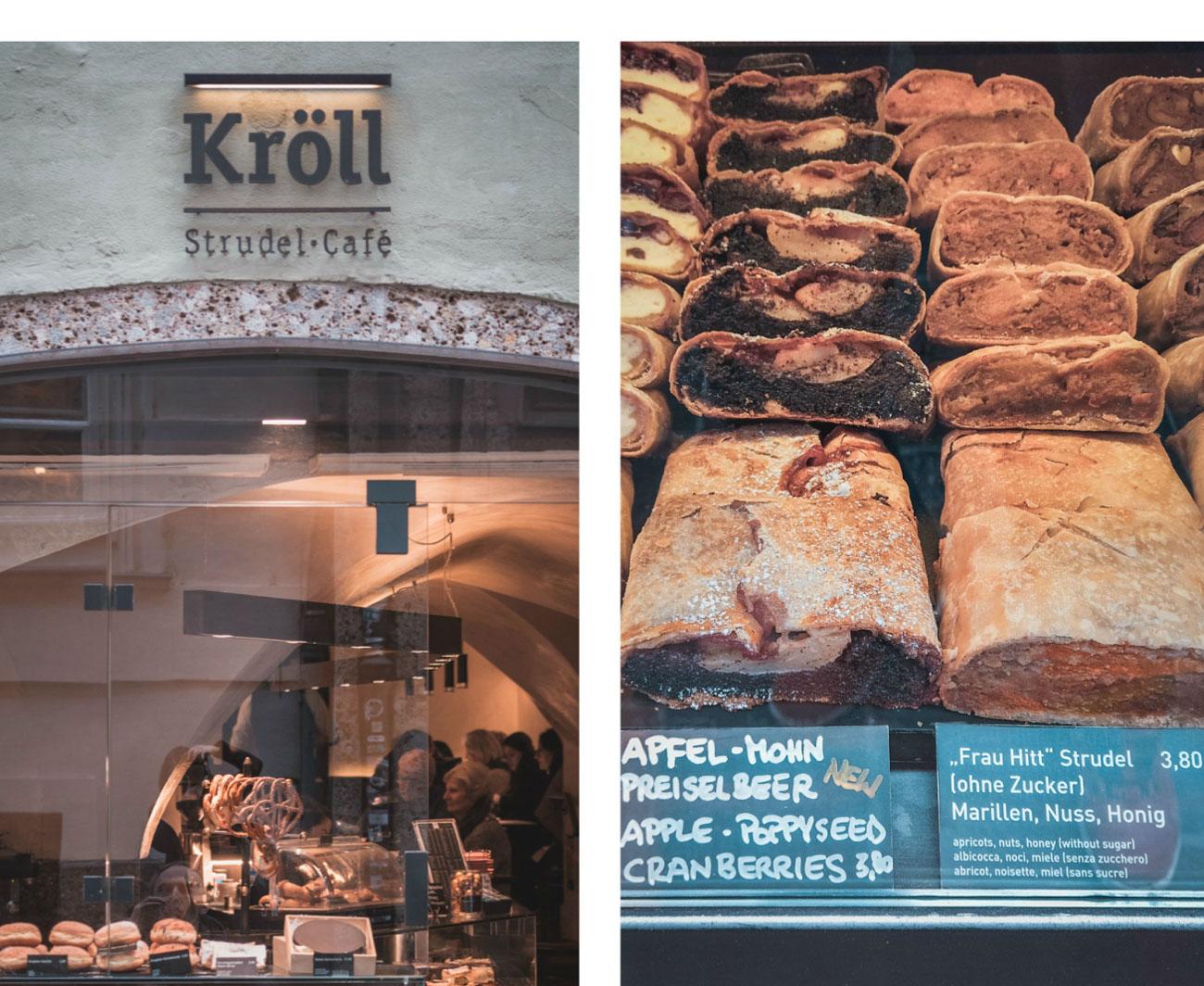 Cafe Kroell Innsbruck