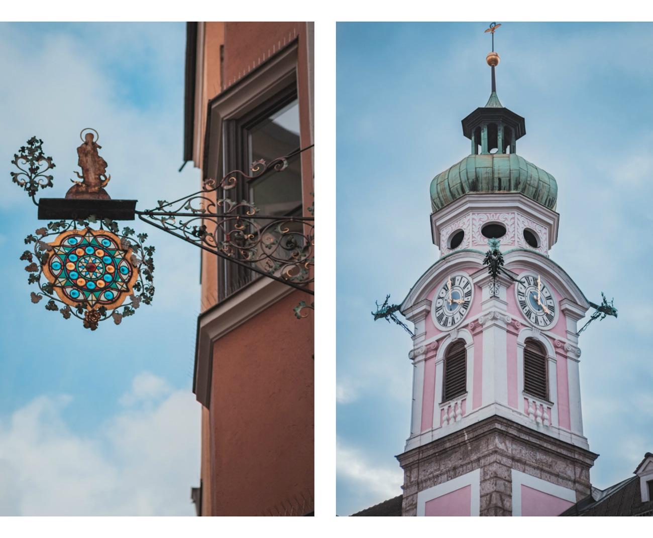 Maria-Theriesen-Strasse Innsbruck