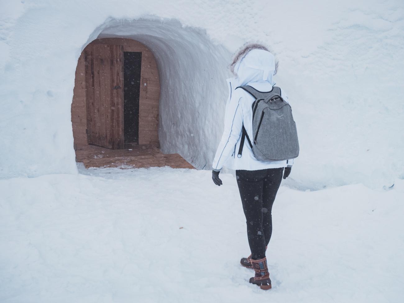 innsbruck nordkette iglo