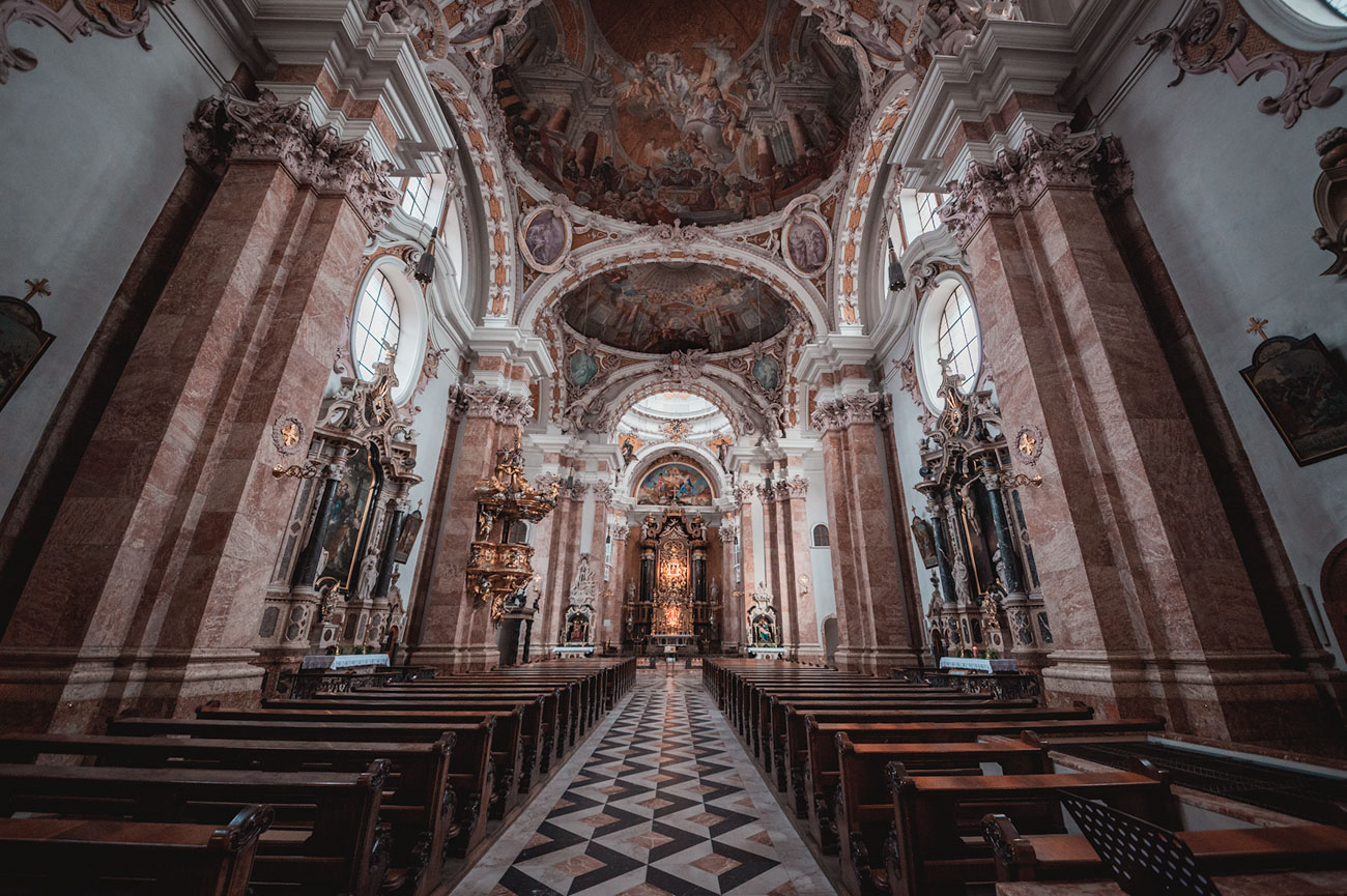 katedra św jakuba innsbruck