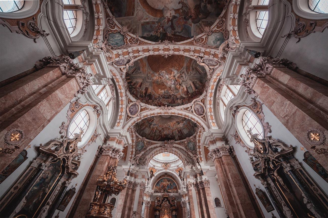 kościół św. jakuba innsbruck