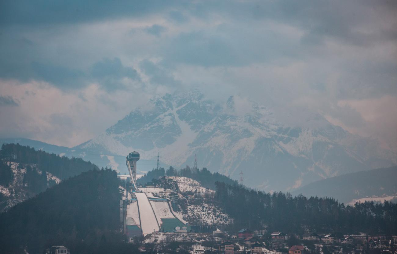 skocznia narciarska innsbruck