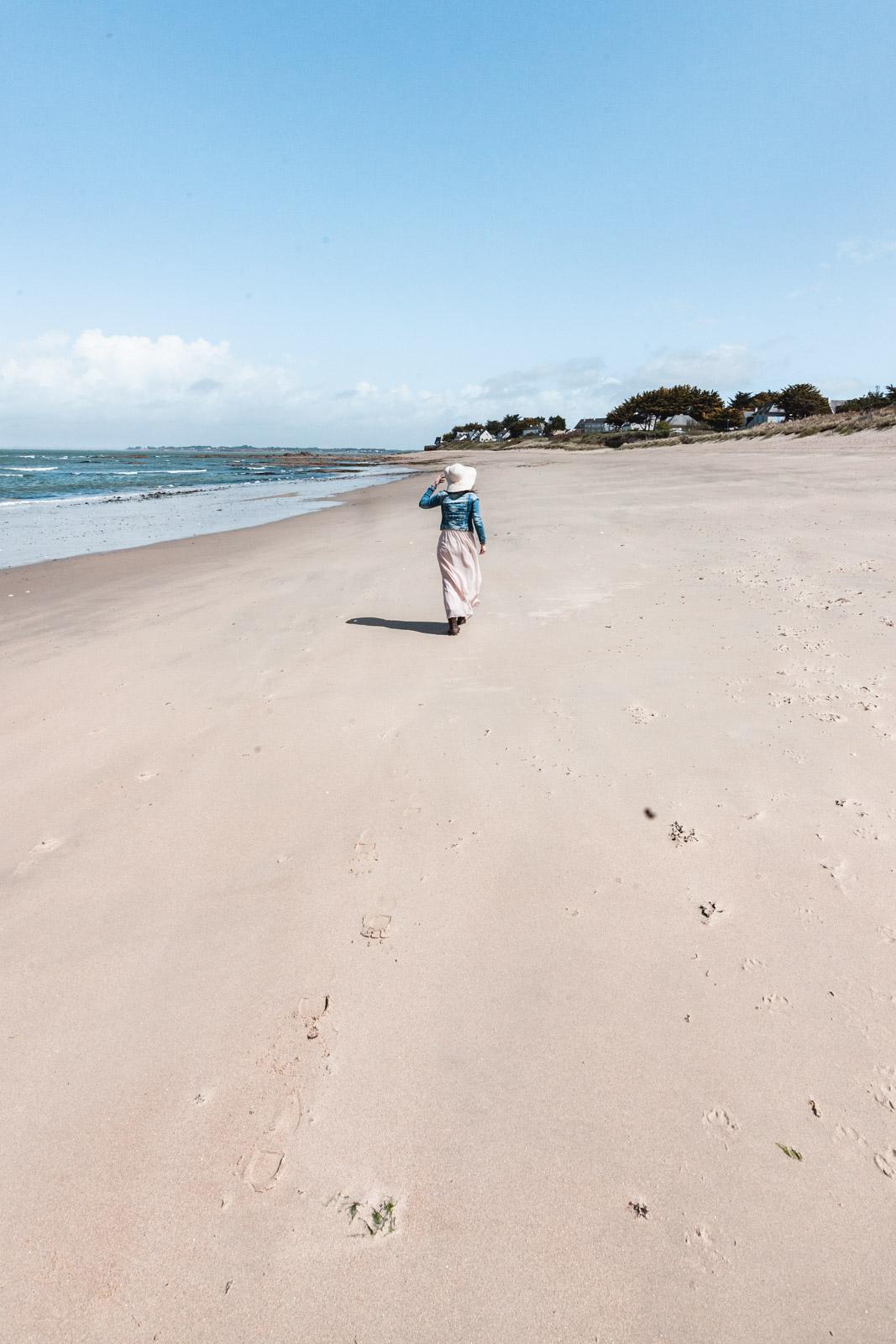 plage de quimiac loire atlantique