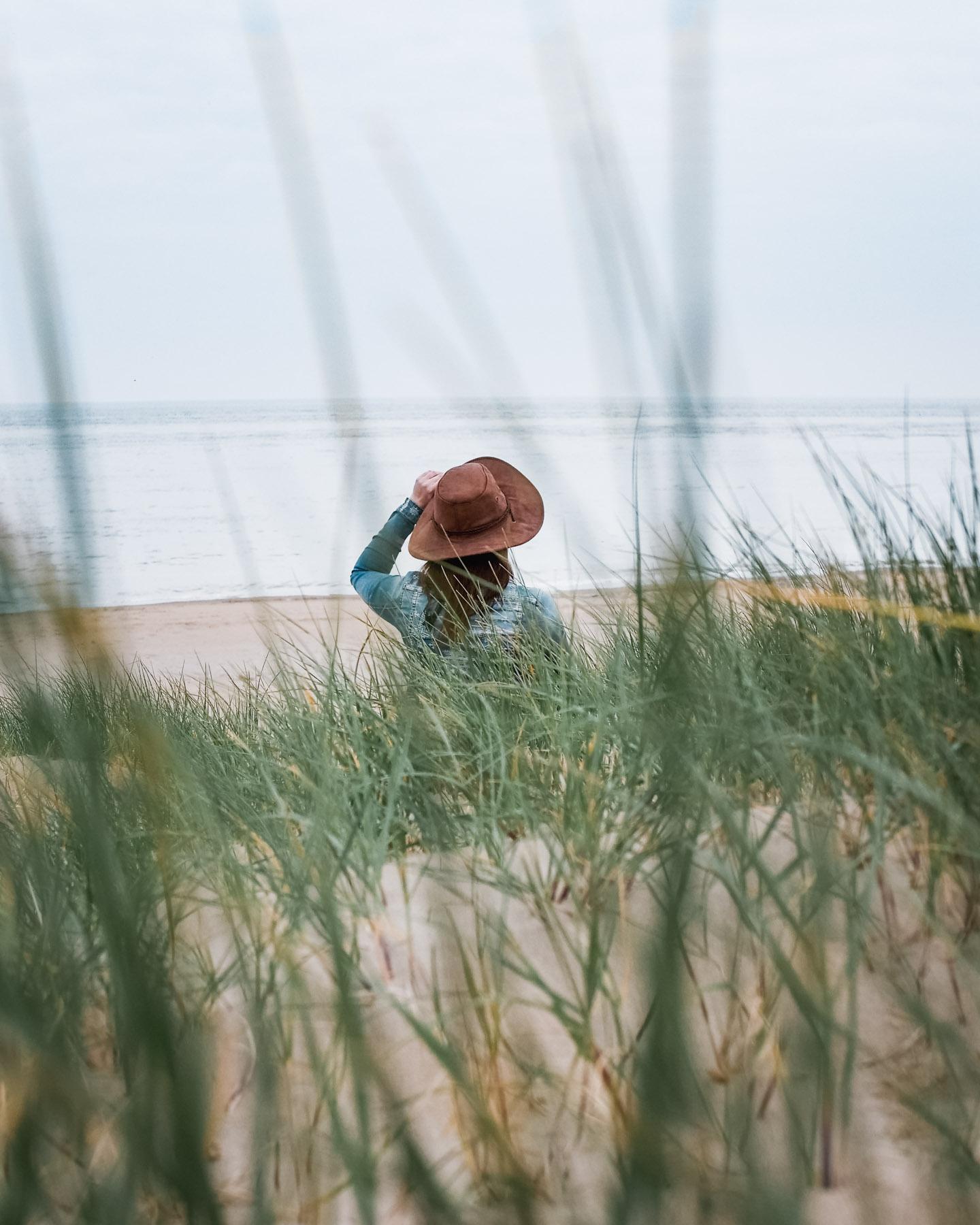 holandia haga plaża