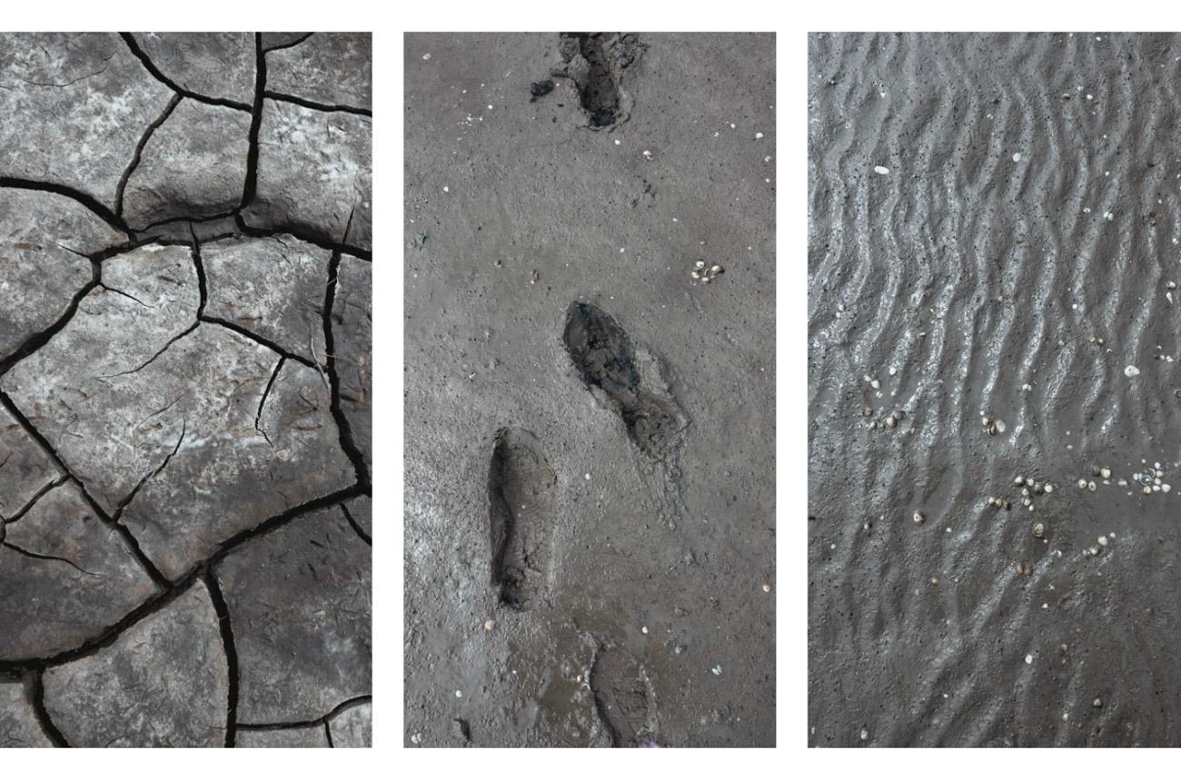 holandia mud walking
