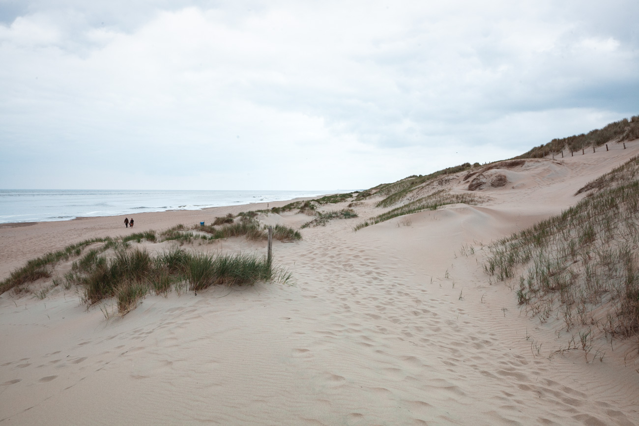 plaża haga holandia
