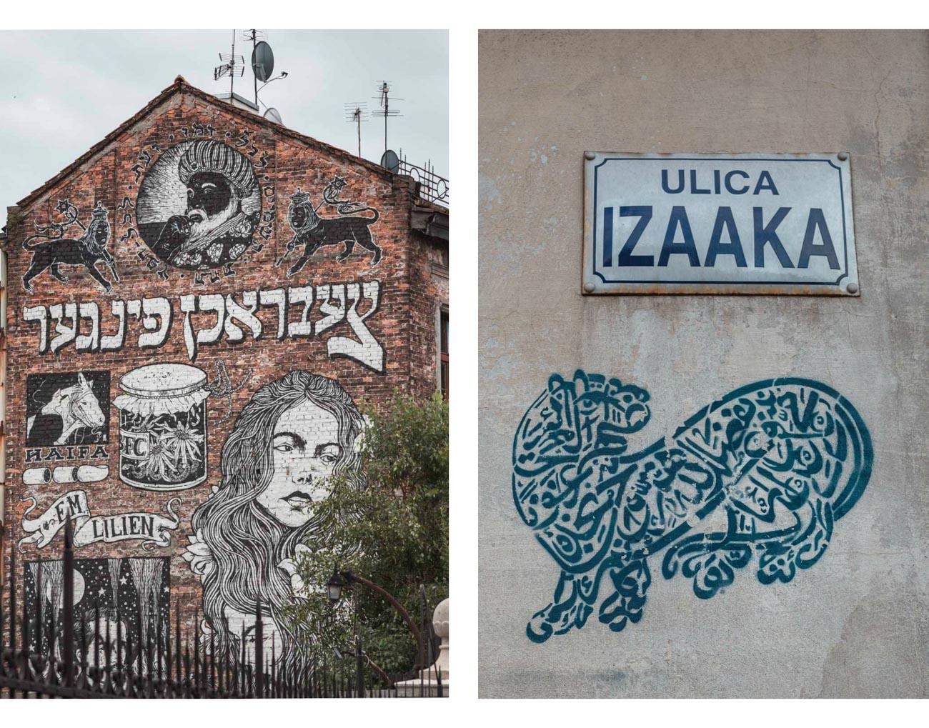 atrakcje Krakowa Kazimierz dzielnica żydowska