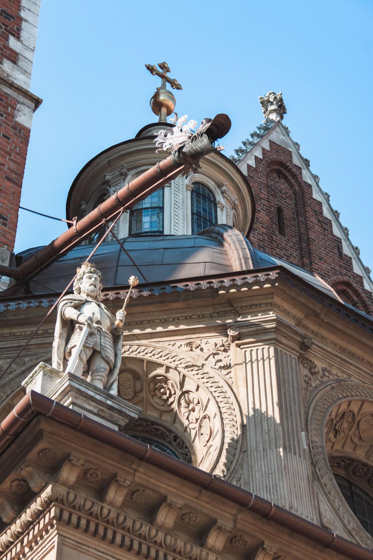 atrakcje Krakowa Wawel