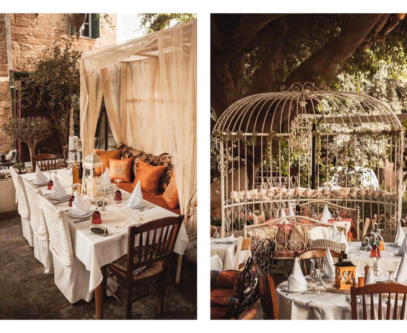 rodos restauracja romios