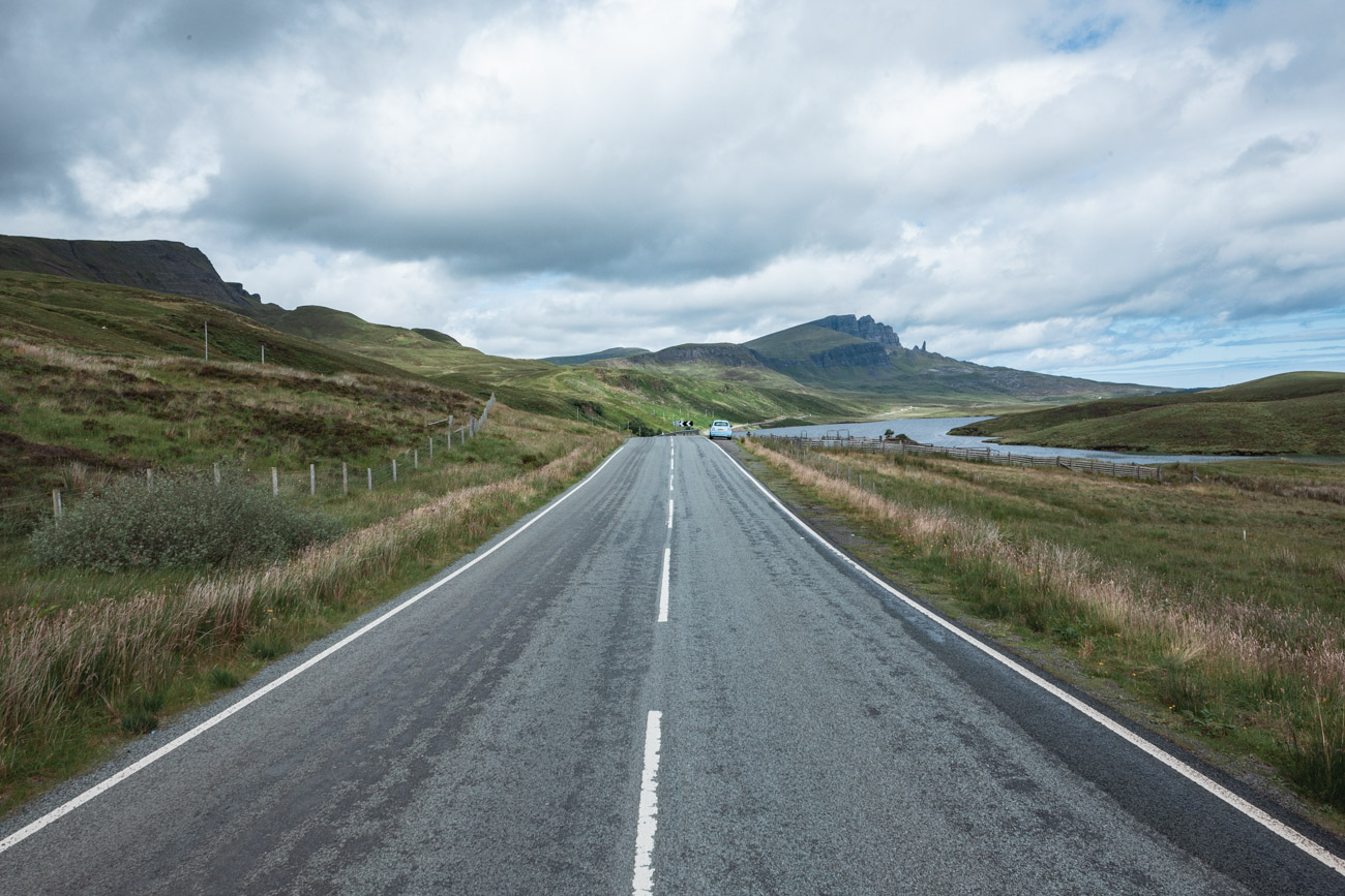 wynajem samochodu w szkocji