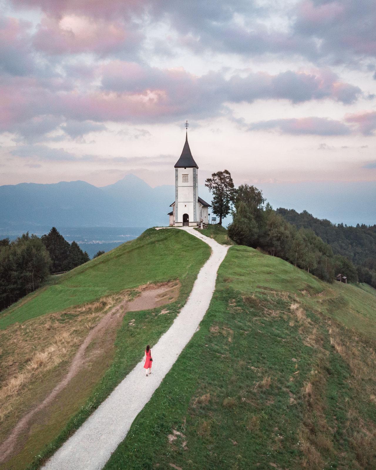 jamnik słowenia kranj atrakcje