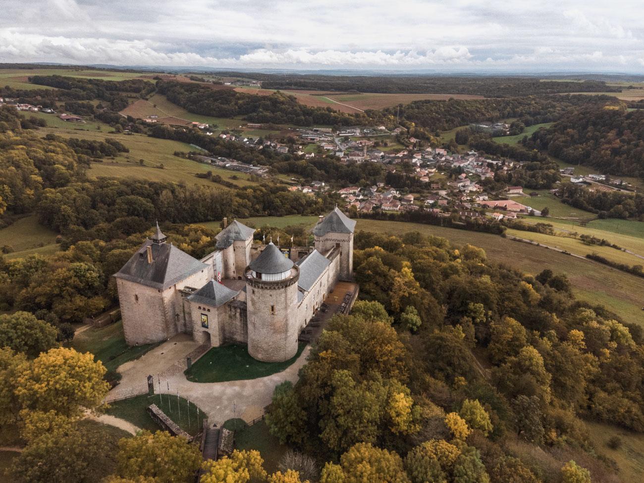 lotaryngia chateau de malbrouck