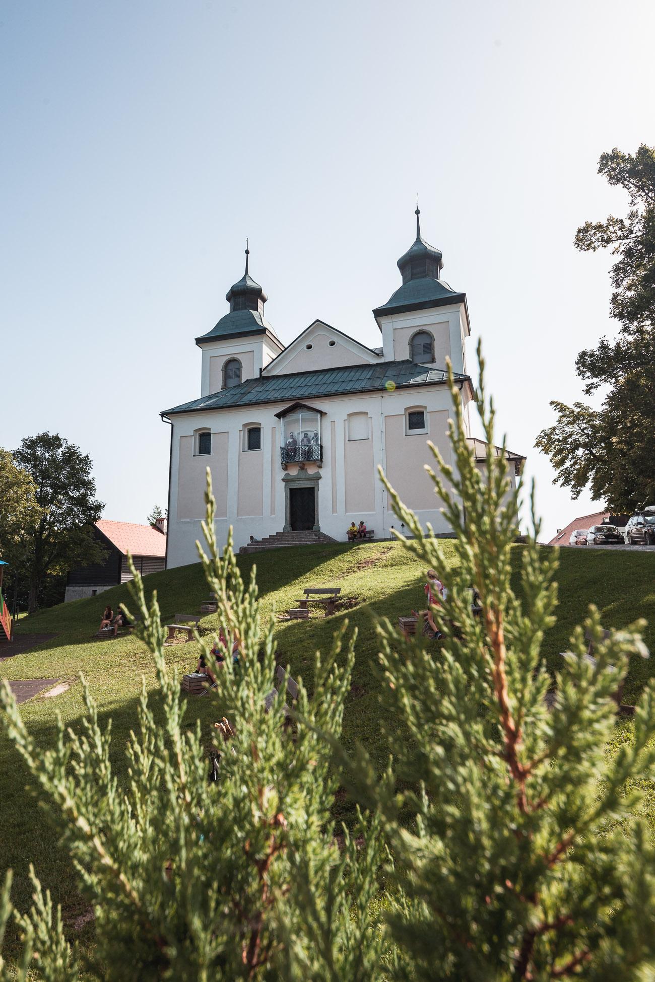 słowenia kranj sveti jost