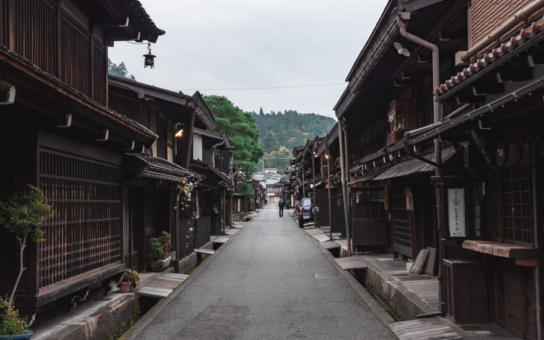 JAPONIA: ATRAKCJE HIDA-TAKAYAMA