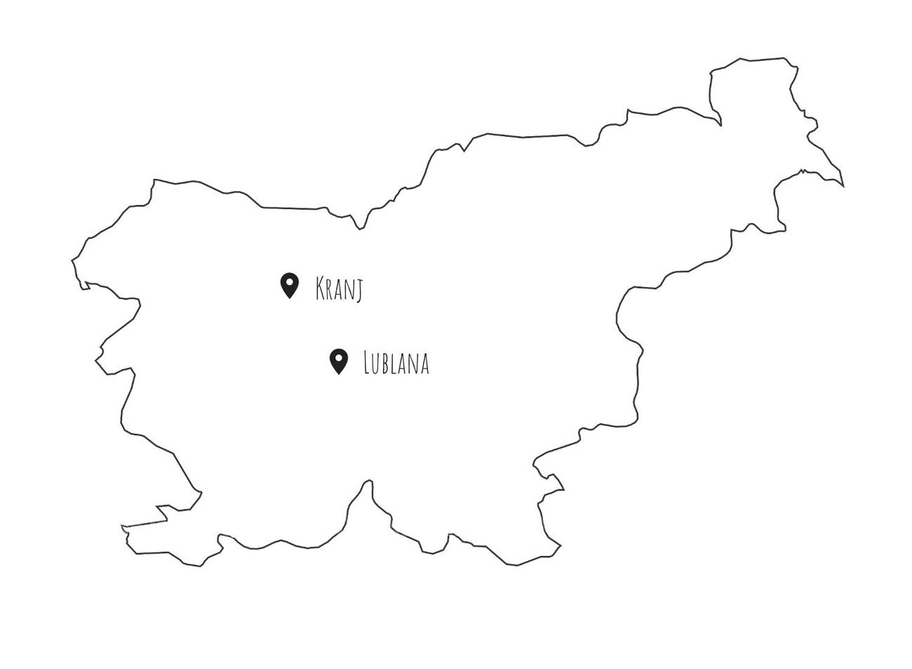 słowenia kranj