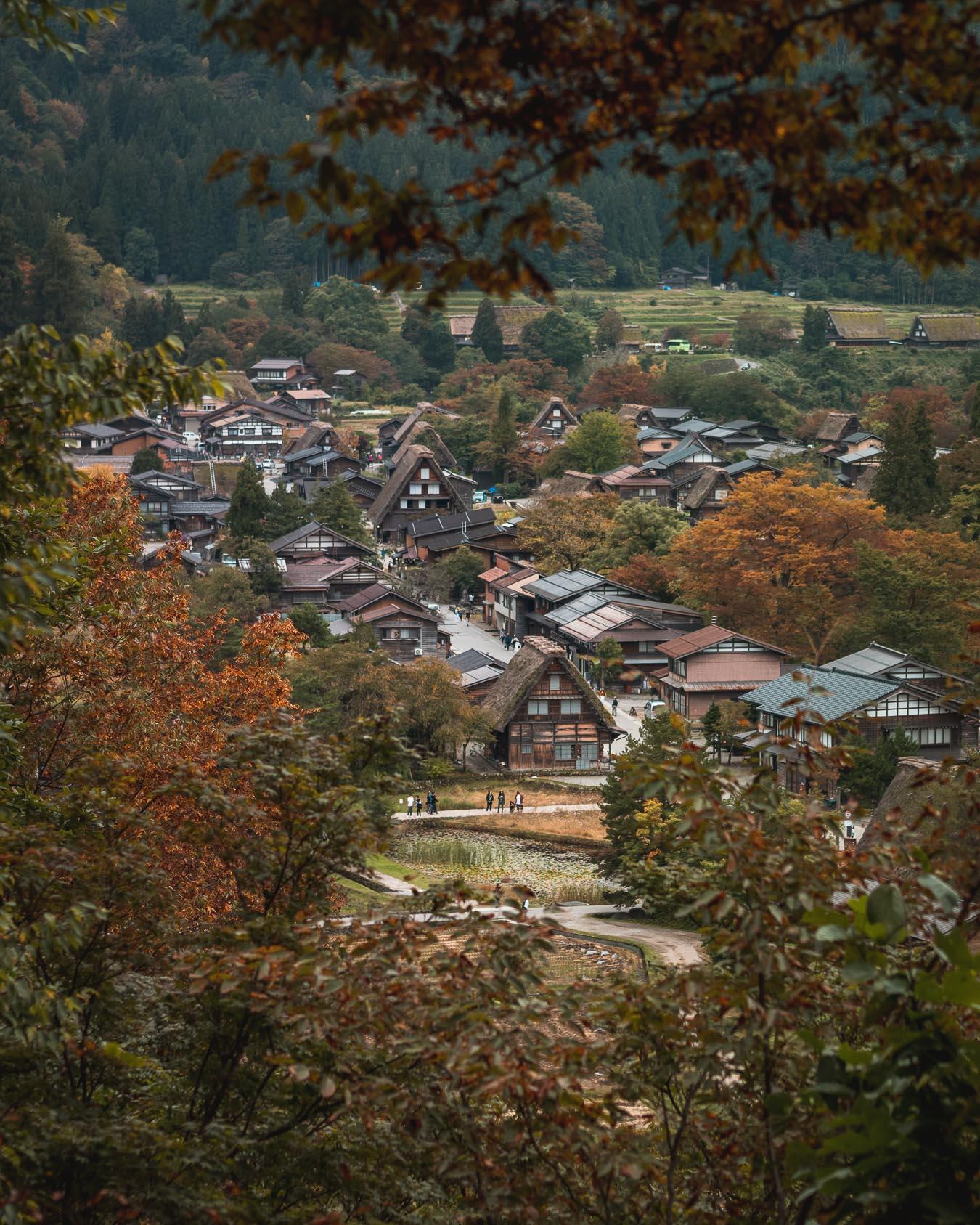 shirakawa-go gassho