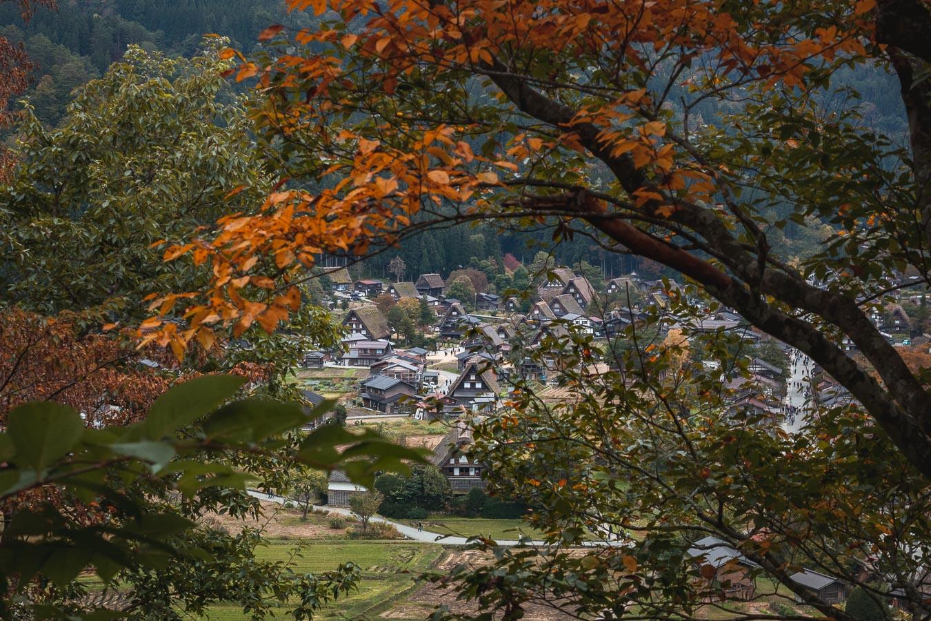 shirakawa-go hida-takayama