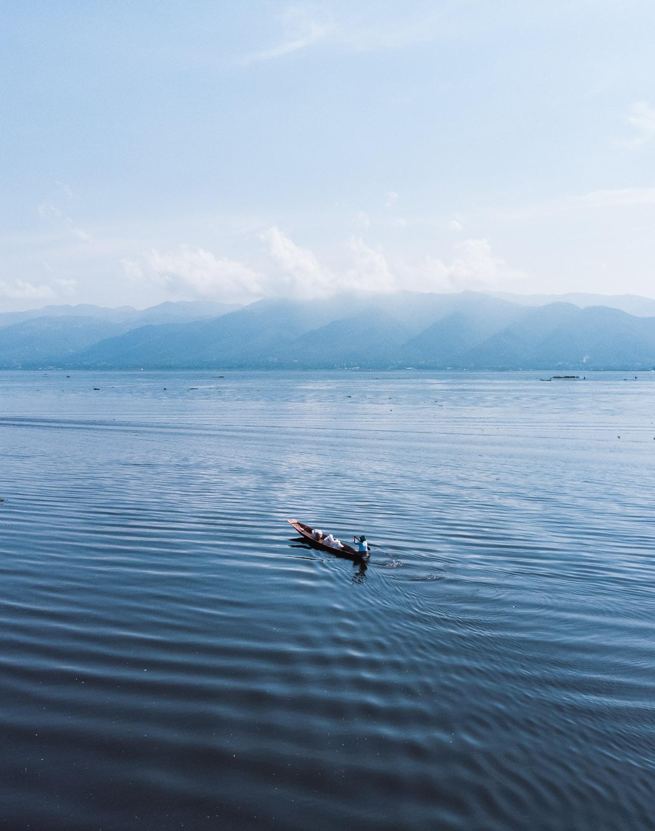 birma inle lake