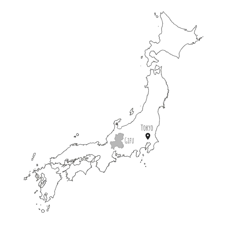 japonia gifu
