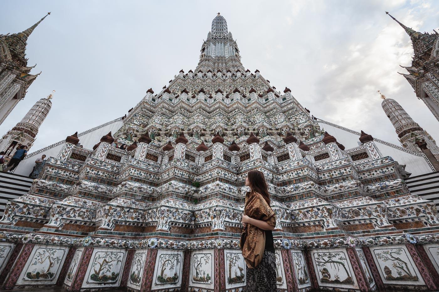 co zobaczyć w bangkoku wat arun