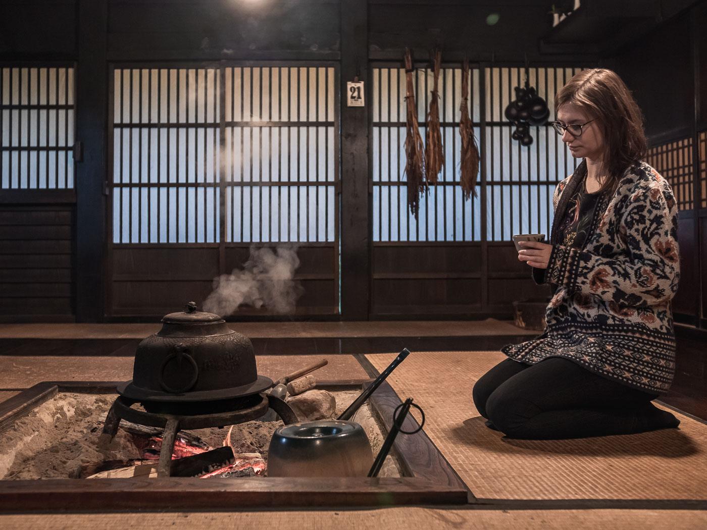 japonia shirakawa-go co zobaczyć