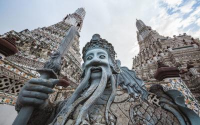 TAJLANDIA: BANGKOK – ATRAKCJE. CO ZOBACZYĆ W BANGKOKU?