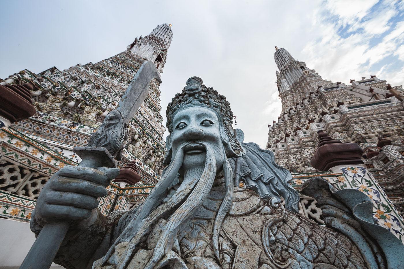 tajlandia bangkok atrakcje