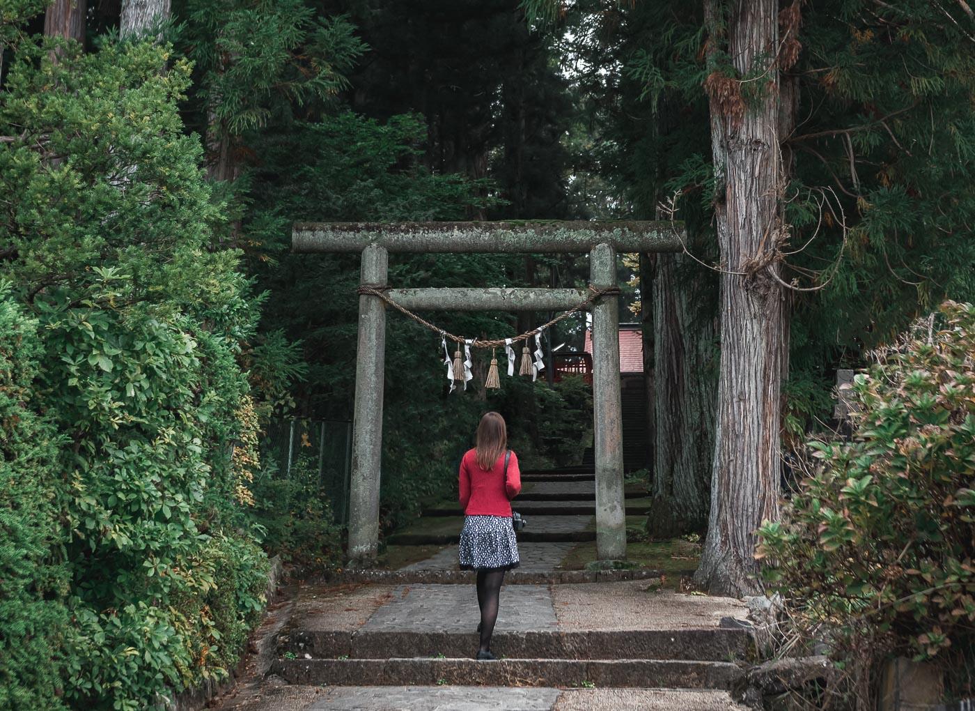 takayama japonia świątynia