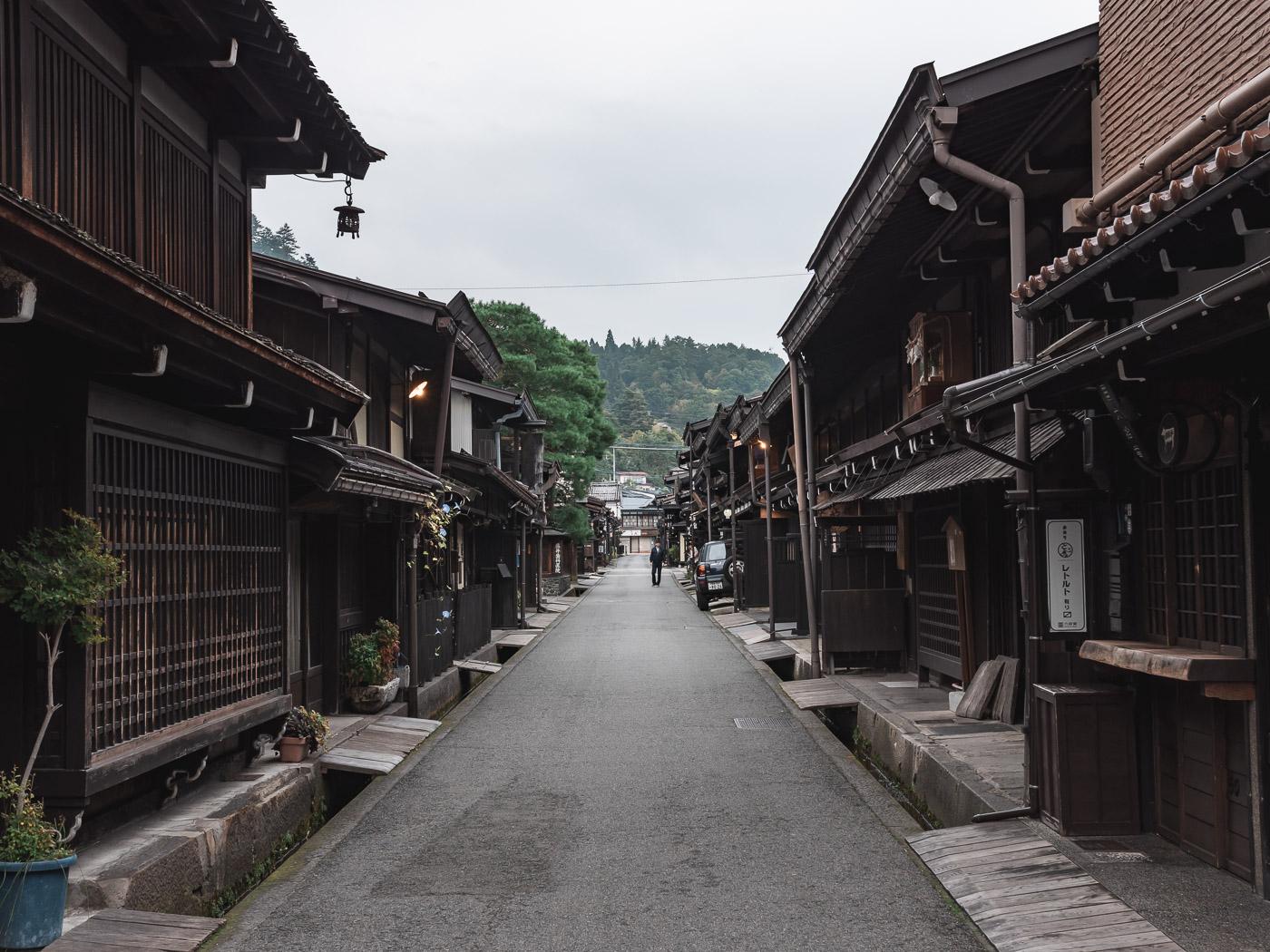 hida takayama sannomachi