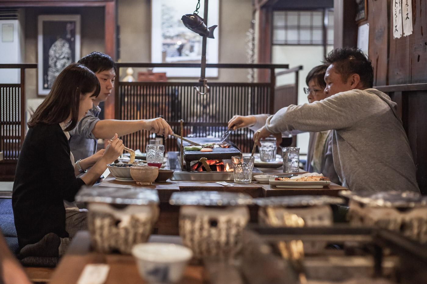 takayama kyoya restaurant