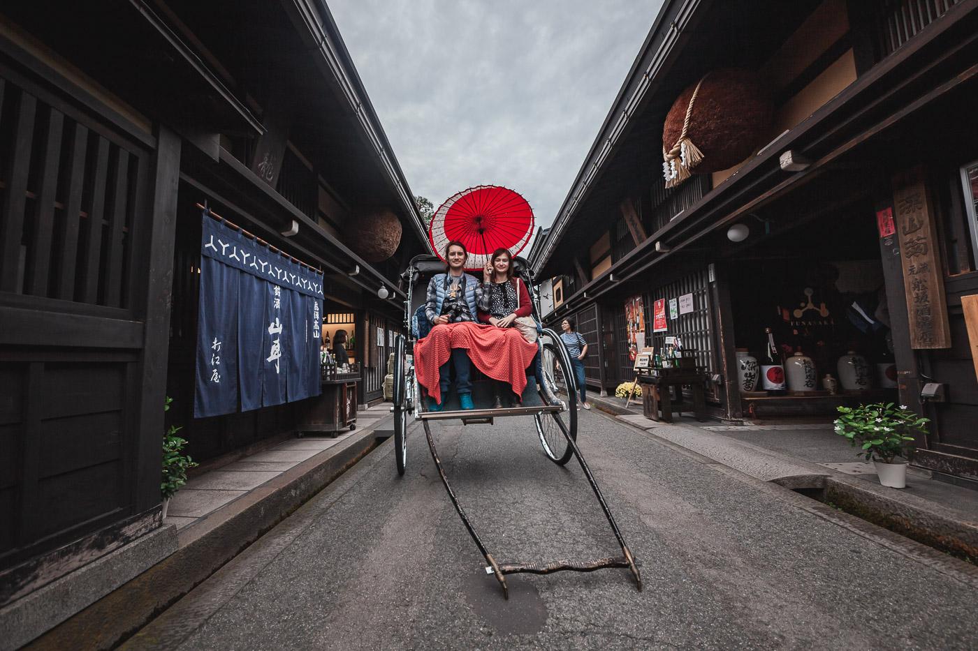 takayama rikshaw