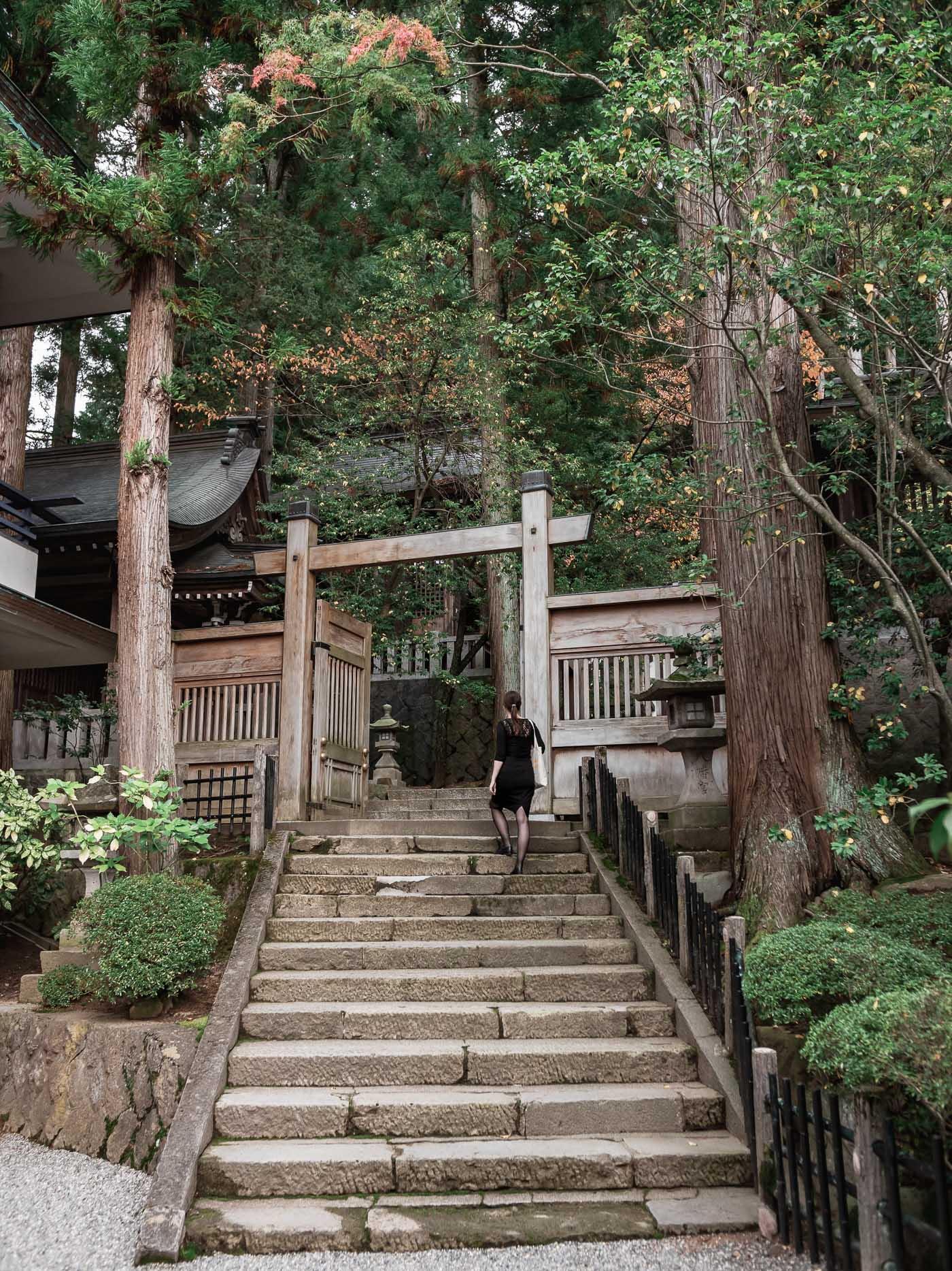takayama sakurayama hachimangu