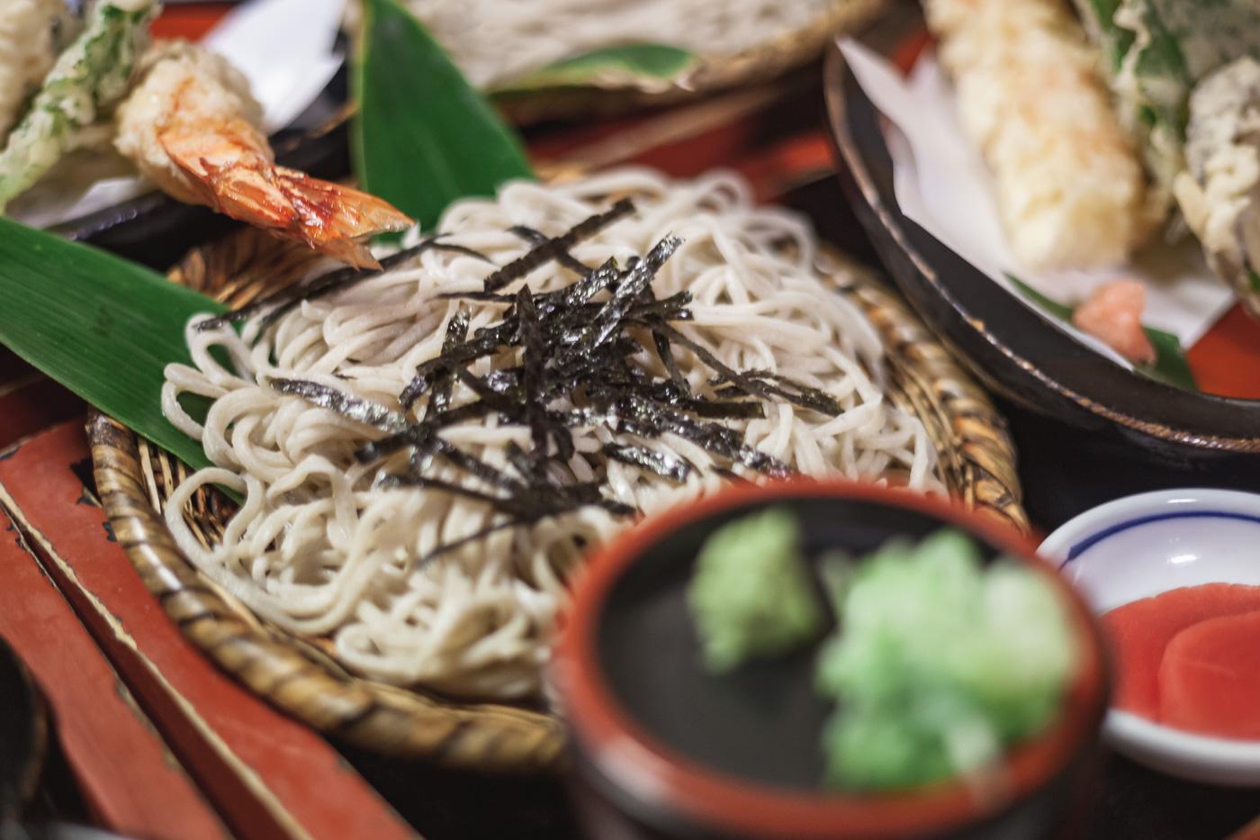 takayama soba restaurant